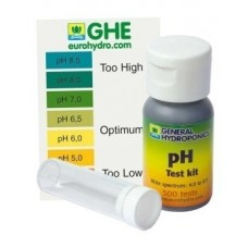 GHE PH Test kit manuel